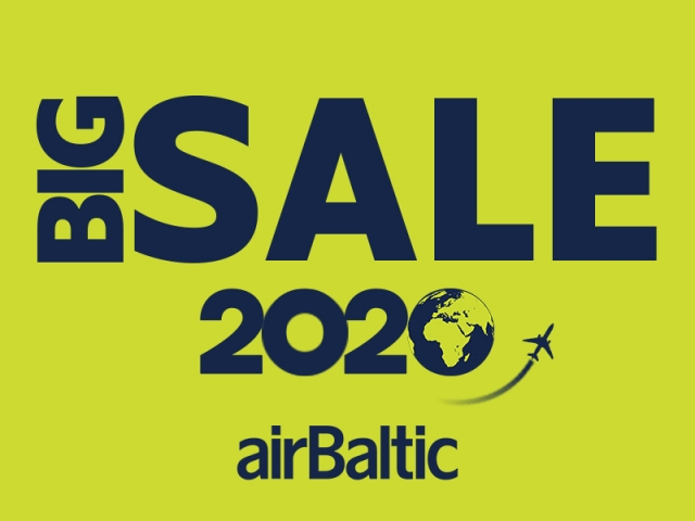 airBaltic акция!
